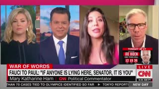 CNN Guest TELLS THE TRUTH About Dr. Fauci!