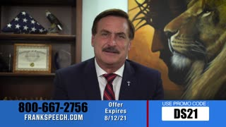 Mike Lindell's commercial that Fox News won't air.