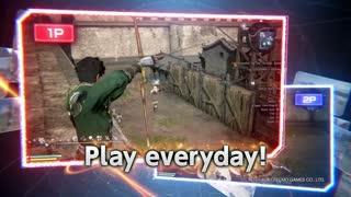 Dynasty Warriors 9 - Trial Mode Highlight Trailer