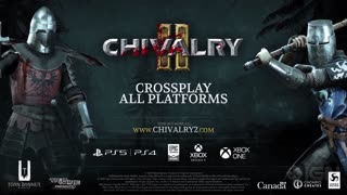 Chivalry 2 - Official Crossplay Announcement Trailer Summer of Gaming 2020