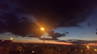 Dark Sky Tonight the moon tonight is beautiful