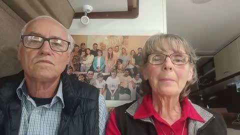 John & Lise Update on Monica
