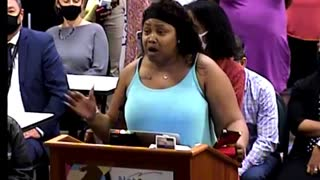 "Mother Smacks Down School Board Over ""Antifa"" Teacher"