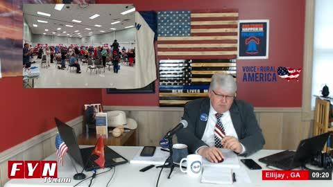 Union showcases Vernon Jones' crowds and support