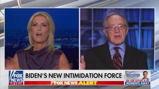 Laura Ingraham and Alan Dershowitz BATTLE Over Vaccine Mandates!