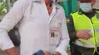 Polémica por agresión a periodista por parte del presidente de Asoinducals