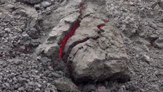 Devastation in La Palma as lava advances