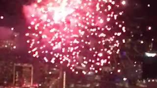 Dubai 2021 firework