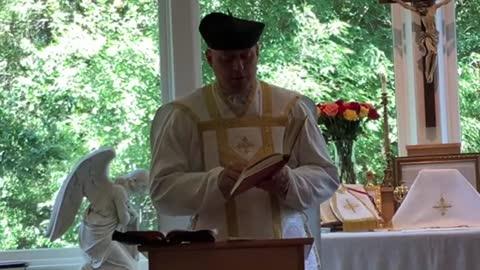 Sunday W/In Octave Of Corpus Christi, June 6, 2021 (MN)