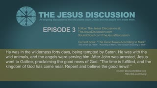 The Jesus Discussion   EP 3   Mark