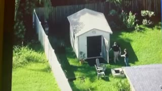 FBI Executes Search Warrant At Home Of Gabby Petito's Fiancé Brian Laundrie CRIME SCENE