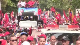 Protestas en Venezuela por atentado contra Maduro