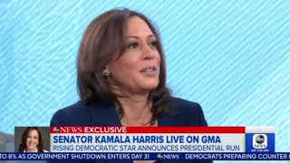 Kamala Harris announces 2020 run