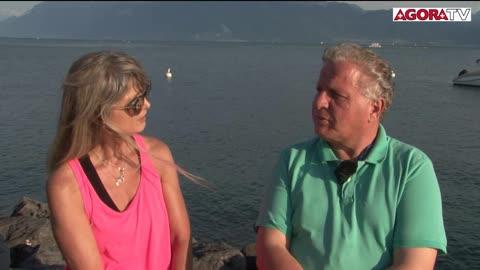 Astrid et François répondent à Agora TV