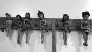 The ladies Sculpture