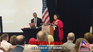 Martha Avila - We The People Fight Back Event
