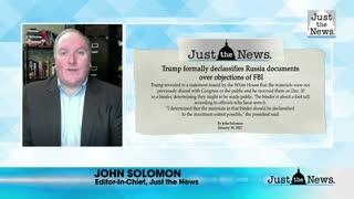 First Trump declassified Russia document