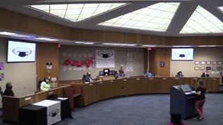 Alachua County School Board Meeting 5/4/21 - A mother