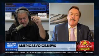 Mike Lindell: 'Cowards' Kemp and Ducey 'Need to Come Clean'