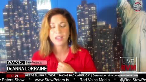 Did Trump Fail Global Citizens When He Had Power to Stop Tech Tyranny?   DeAnna Lorraine