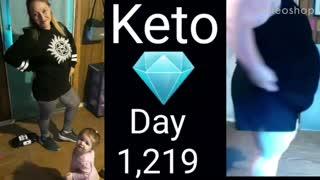 Keto 1219, Weight Loss