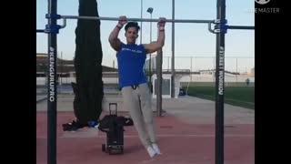 Super human Athlete