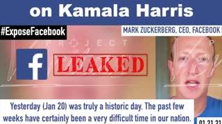 Facebook insiders leaking Zuckerberg footage
