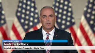Republican National Convention, Andrew Pollack Full Remarks