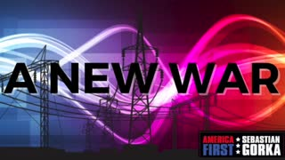 A New War. Jim Hanson with Sebastian Gorka on AMERICA First