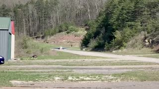 Departing Mallory Airport West Virginia WV12