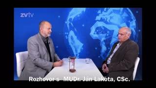 Rozhovor s MUDr. Ján Lakota, CSc. o situaci