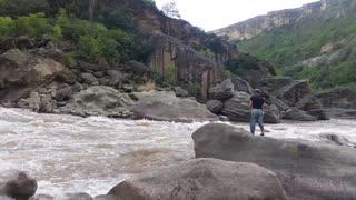 Amazing Traditional Fish Catching