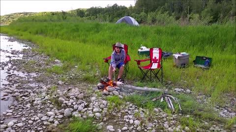 Red Deer River Alberta Canoe Trip