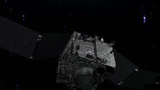 Launching Satellite Into Orbit