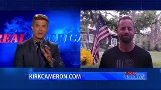 Real America - Dan W/ Kirk Cameron (July 8, 2021)