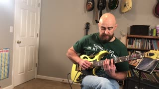 Guitar Lesson: Sweep Picking Part 2