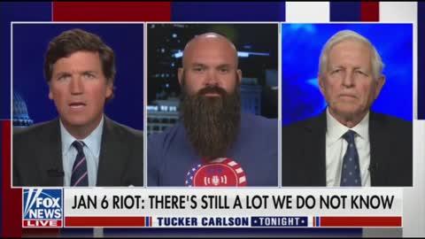 Who Shot Ashli Babbitt? Her Husband Speaks Out On Tucker Carlson Tonight