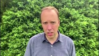 'I've got to resign': UK health minister steps down