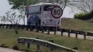 Disparan contra bus de Copetrán en vía Bucaramanga – Costa Atlántica