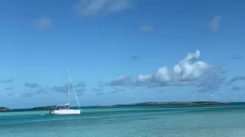 One fine day in the bahamas