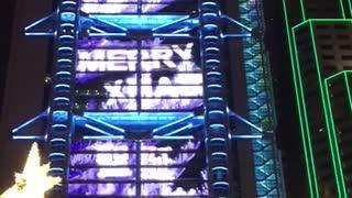 HSBC Christmas Light Show