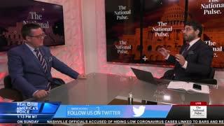 Kassam Dings Oliver Darcy, Previews Trump-Biden Debate