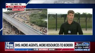 TOMMY BRUCE: Thousands Of HAITIAN Migrants Arrive At Border