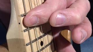 Beginner Guitar Listening Exercises - Root thru 5 half steps