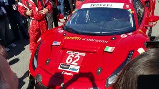 Ferrari at Daytona