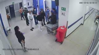 Video: HUS sí atendió a los policías heridos en Bucaramanga