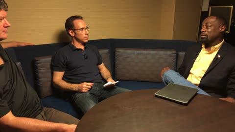 Crowdsource the Truth Interviews Rod Wheeler (June 2017)