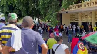 Marcha del 5 de mayo en Cartagena
