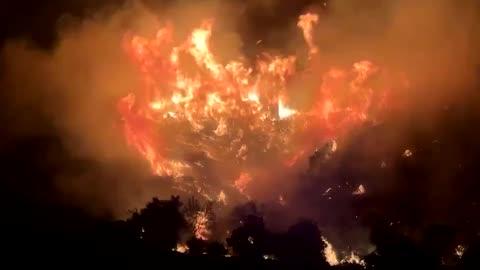 #bondfire Orange County California
