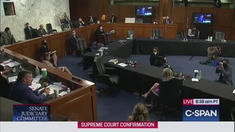 Ted Cruz Notices Dems Had Left Hearing After Attacks on Amy Coney Barrett Failed Miserably